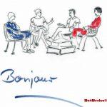 Ab April: Französisch Konversation